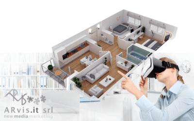 virtual tour 3d immobiliare
