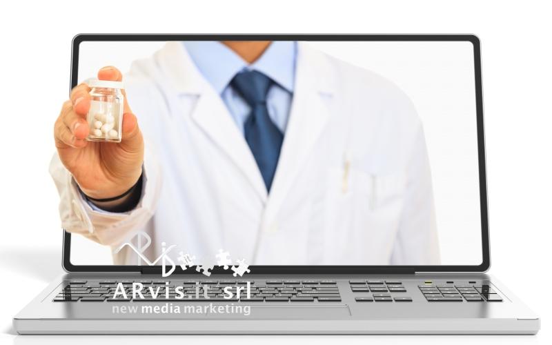 farmacia online, ecommerce farmaceutico, arvis.it