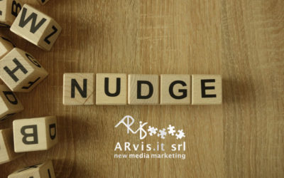nudge marketing, neuromarketing, marketing digitale, arvis.it