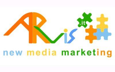 nuovo logo, brand identity, arvis.it, digital marketing