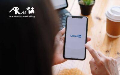 Accesso a LinkedIn da smartphone