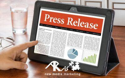 Come preparare un comunicato stampa online, ARvis.it, digital pr