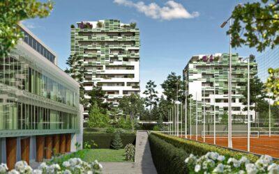 House at Quanta Club è Abitare lo sport a Milano